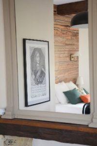 Chambre parentale A Clairefontaine © L'Instant C